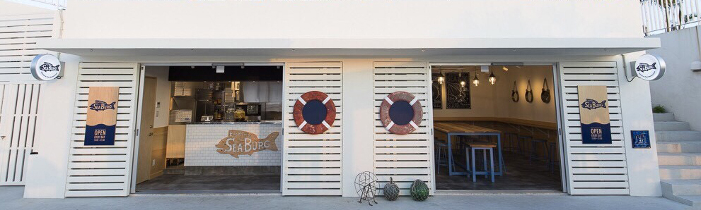 ★新店舗★Eightman's SEABURG画像
