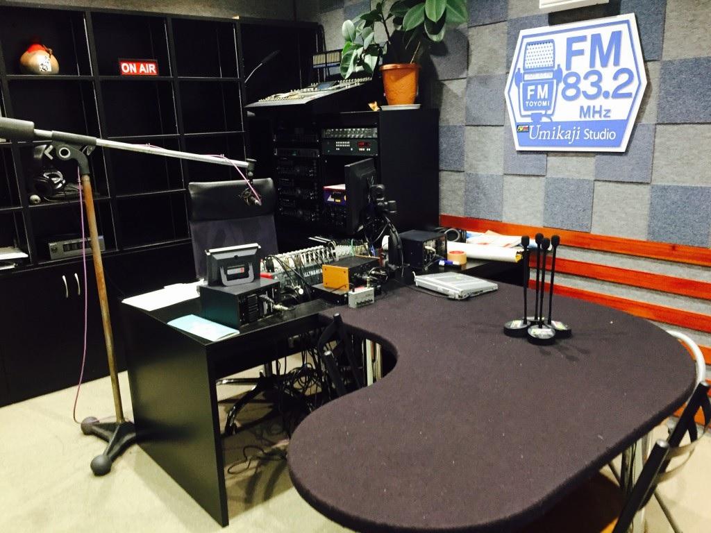 FMとよみ83.2 サテライトスタジオ画像