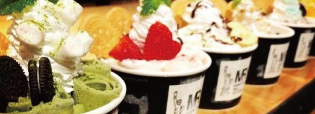 マンハッタンロールアイスクリーム ウミカジテラス店画像