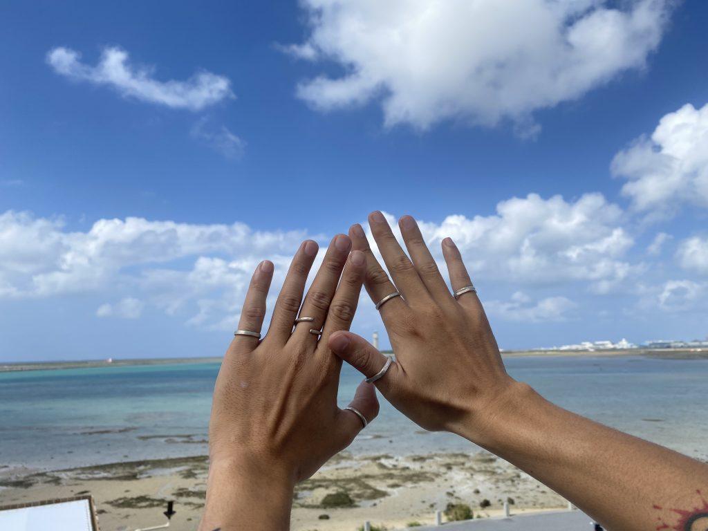 男性用の指輪とは
